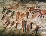 Роспись стен эпохи палеолита