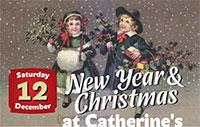 Новый Год и Рождество у Кэтрин