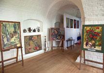 первая выставка галереи «Кварта»