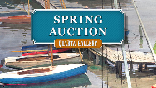 Quarta Gallery Spring Auction