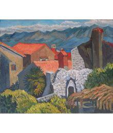 Croatia. Tiled Roofs. Oleg Ivanov