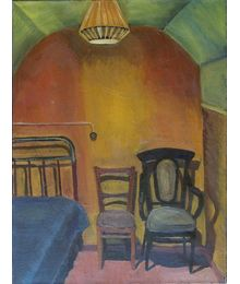 Interior with an Armchair. Oleg Ivanov