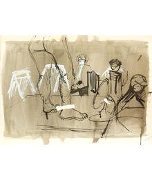 In the Studio. Natalia Orlova
