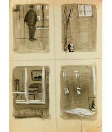 City. Sketches. Natalia Orlova