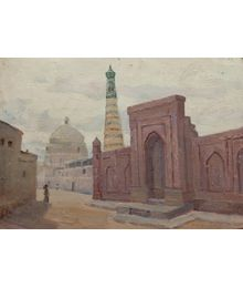 Old Town. Mikhail Kuznetsov