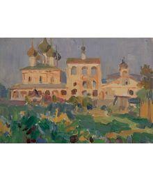 Church. Vassily Minyaev