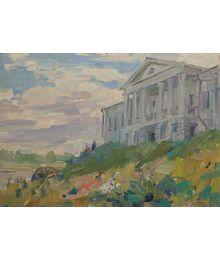 Old Manor. Vassily Minyaev