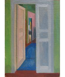 Interior. Green Gamma. Oleg Ivanov