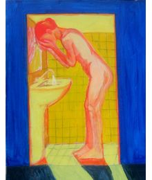 Washing up. Oleg Ivanov