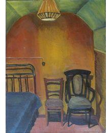 Interior with an Armchair. Oleg Ivanov