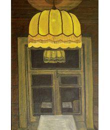 Yellow Lamp. Oleg Ivanov