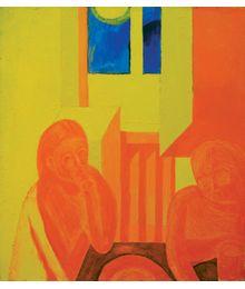 Yellow Kitchen. Oleg Ivanov