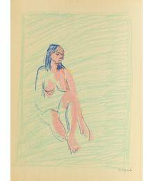 Nude Woman. Natalia Orlova