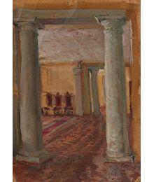 Hall of Columns. Inna Mednikova