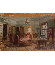 Interior. Inna Mednikova