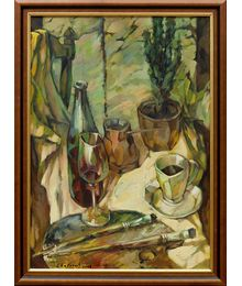 Wine. Lev Rapoport