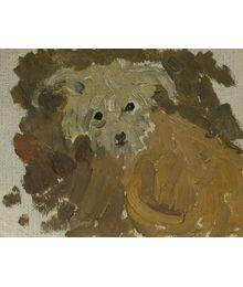 Dog. Evsey Reshin