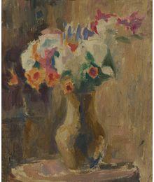 Flowers. Evsey Reshin