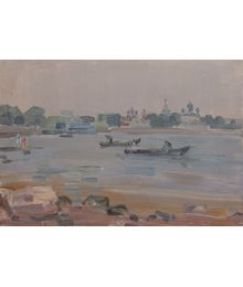 Boats. Vassily Minyaev