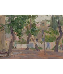 Yard. Vassily Minyaev