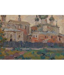 Churches. Vassily Minyaev