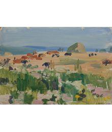Herd. Vassily Minyaev