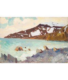 Mountains. Viktor Kotov
