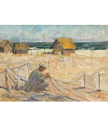 Fisherman. Viktor Kotov