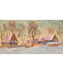 Pink Roofs. Viktor Kotov