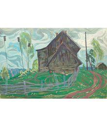Blue House. Viktor Kotov