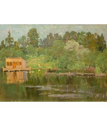 By the River. Viktor Kotov
