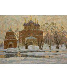 Church. Viktor Kotov