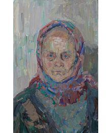 Old Woman. Inna Mednikova
