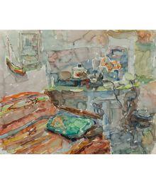 Kitchen. Inna Mednikova