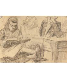 Studying. Evgeny Rastorguev