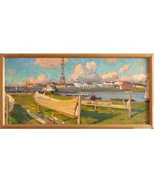 Evgeny Bitkin. Novgorod the Great. New Boats