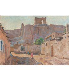 Khiva. Kuna-Ark Fortress. Evgeny Bitkin