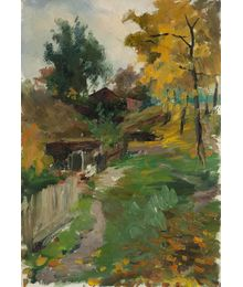 Autumn. Evgeny Bitkin