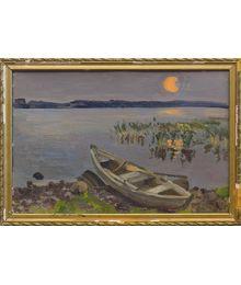 Boat. D. Chumakov