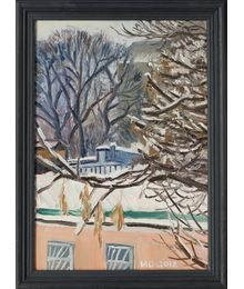Oleg Ivanov. The Branches in the Snow