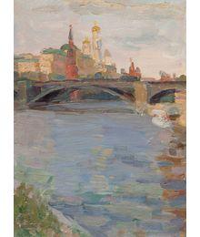 Kremlin View. Inna Mednikova