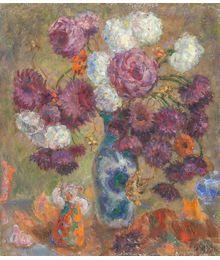 Autumn Bouquet. Inna Mednikova