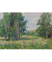 In the Forest. Inna Mednikova