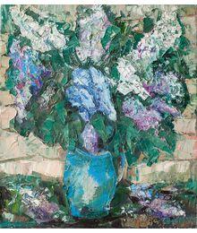 Bunch of Lilac. Vadim Sokolov