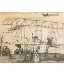 The First Aeronauts. Vyacheslav Stekolschikov