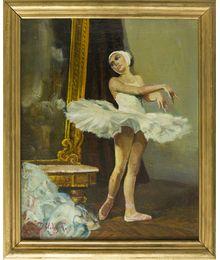 Балерина. Дмитрий Хамин