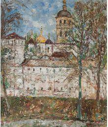 Боровск. Монастырь. Наталья Соколова