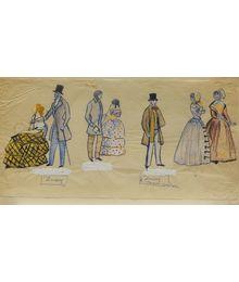 Costumes Design. Tamara Guseva