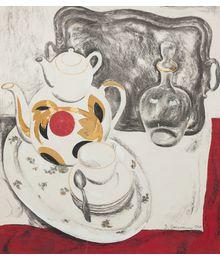 Tea Still Life.Stekolschikov Vyacheslav