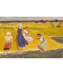 Virgin Land's Bread. Vyacheslav Stekolschikov